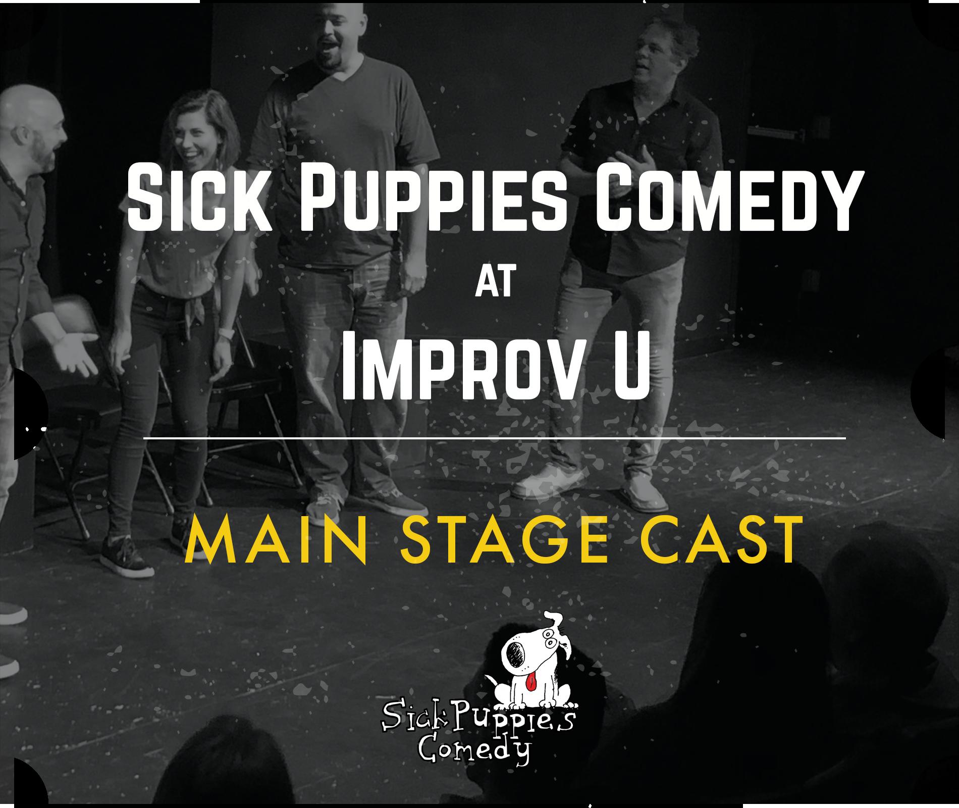 Sick Puppies Show August 17, 2019