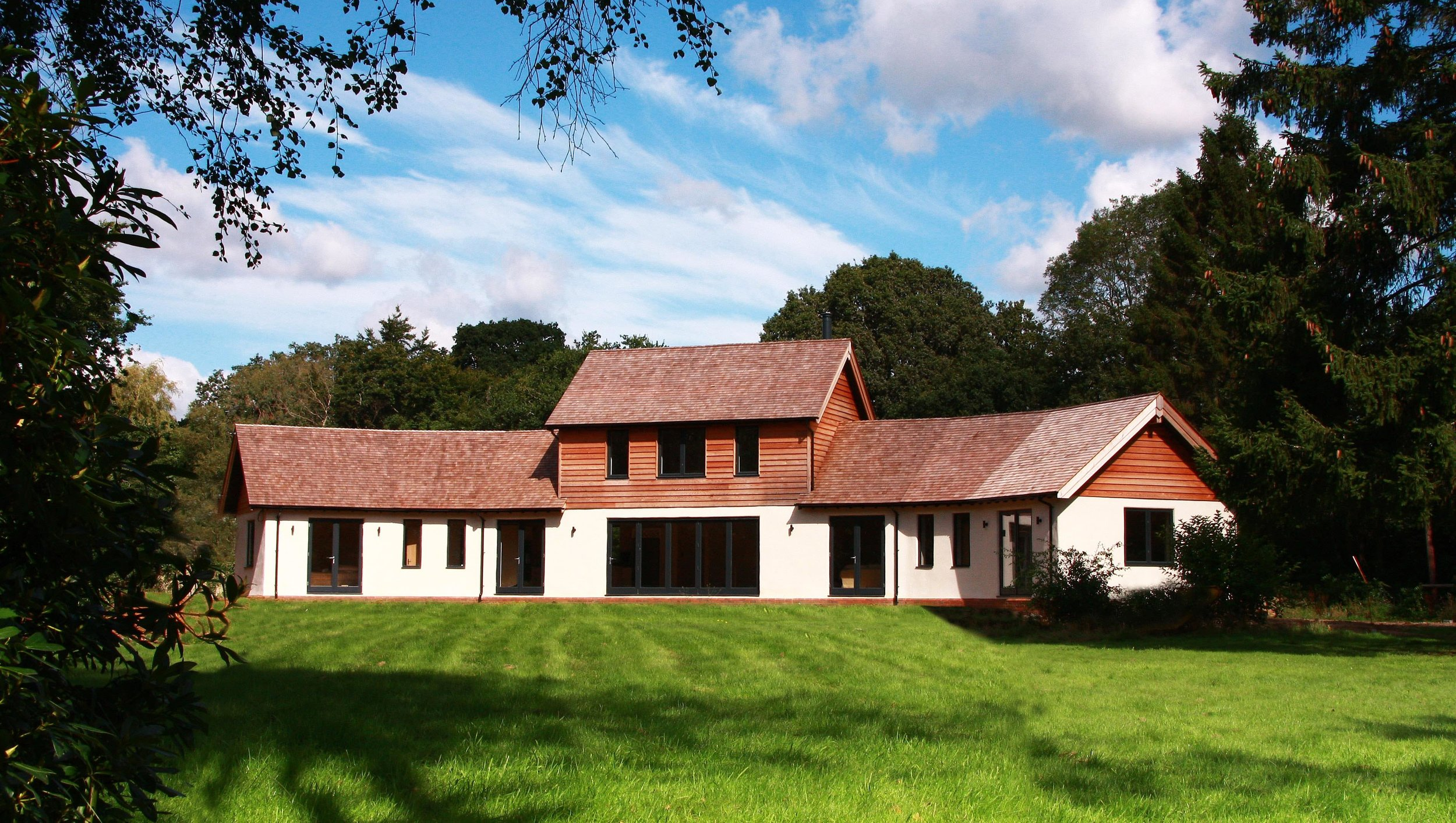 Copy of Pell-Stevens Architects Woodland House new Build