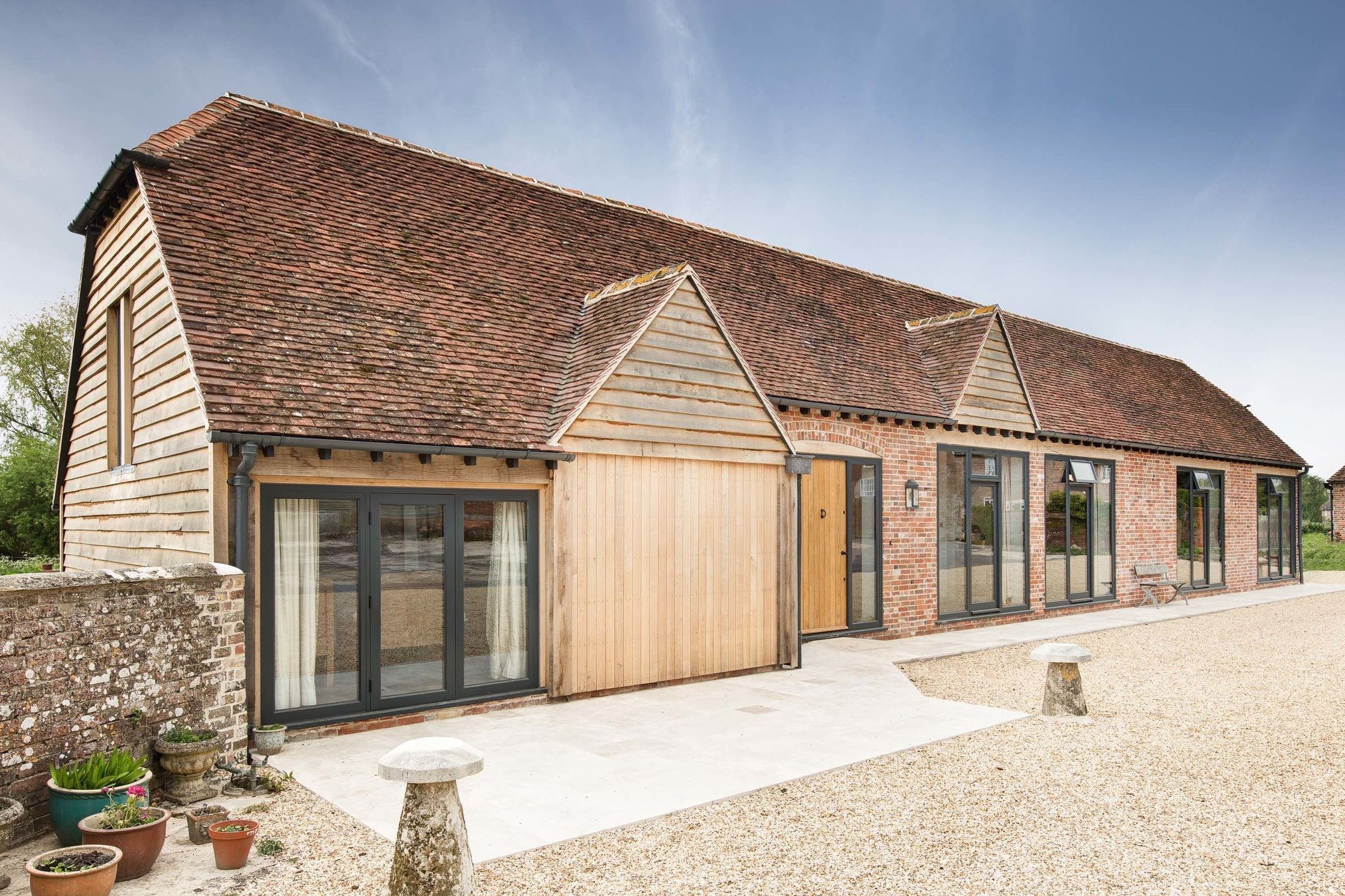 Residential Barn Conversion