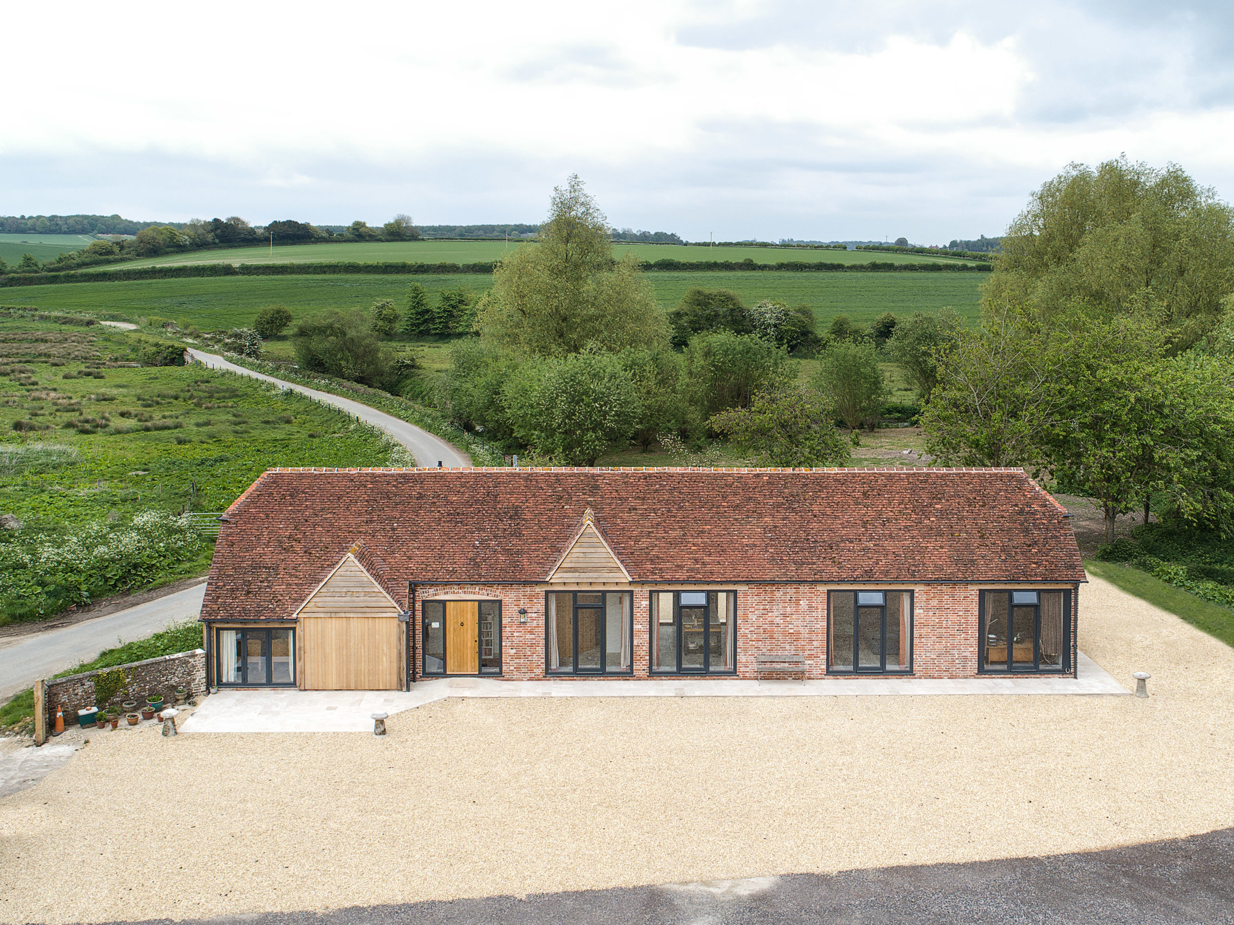 Pell-Stevens Architects Grade II Barn Conversion