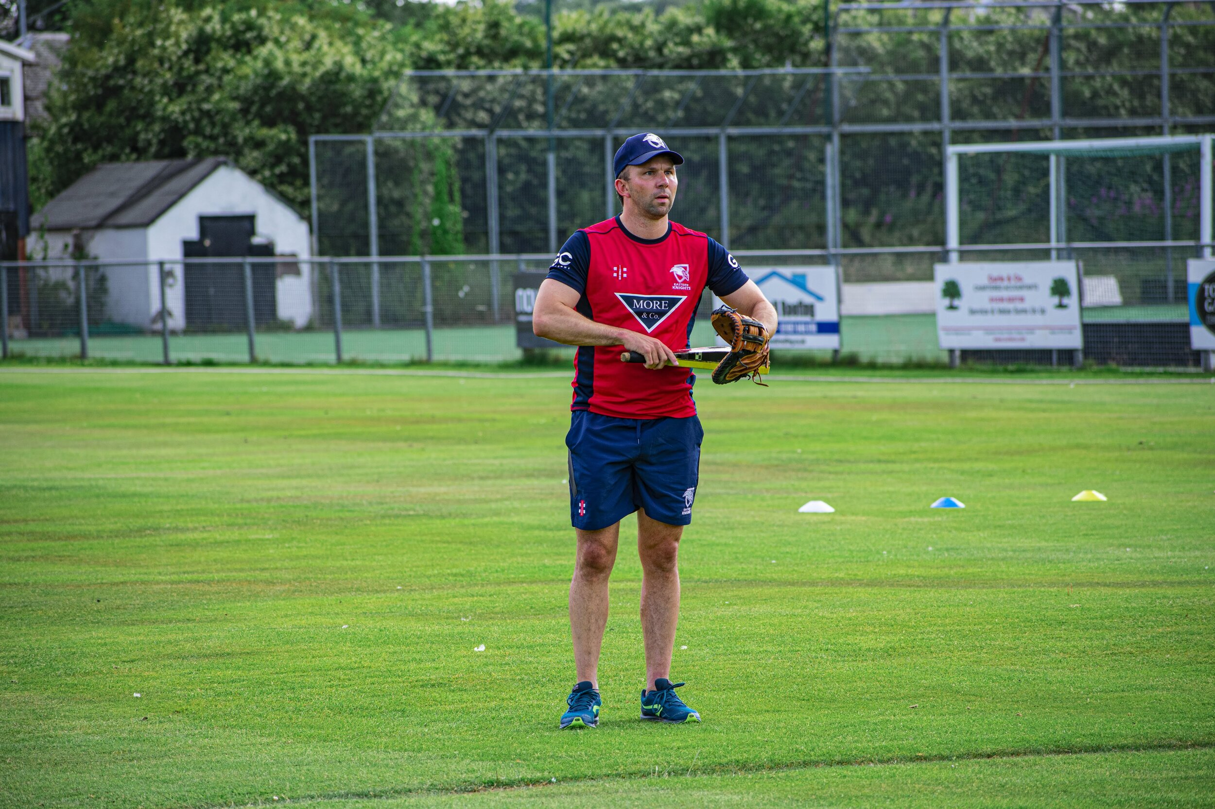 FRASER WATTS - ASSISTANT COACH