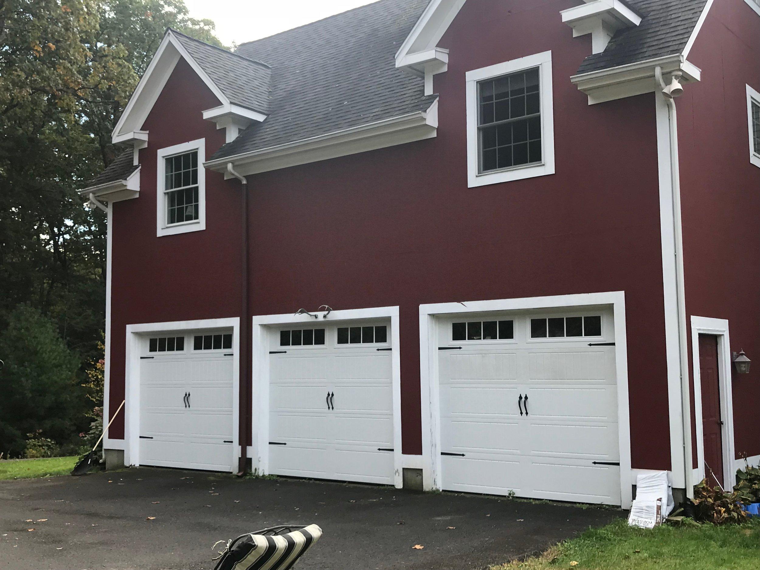 Three Door Garage Burlington