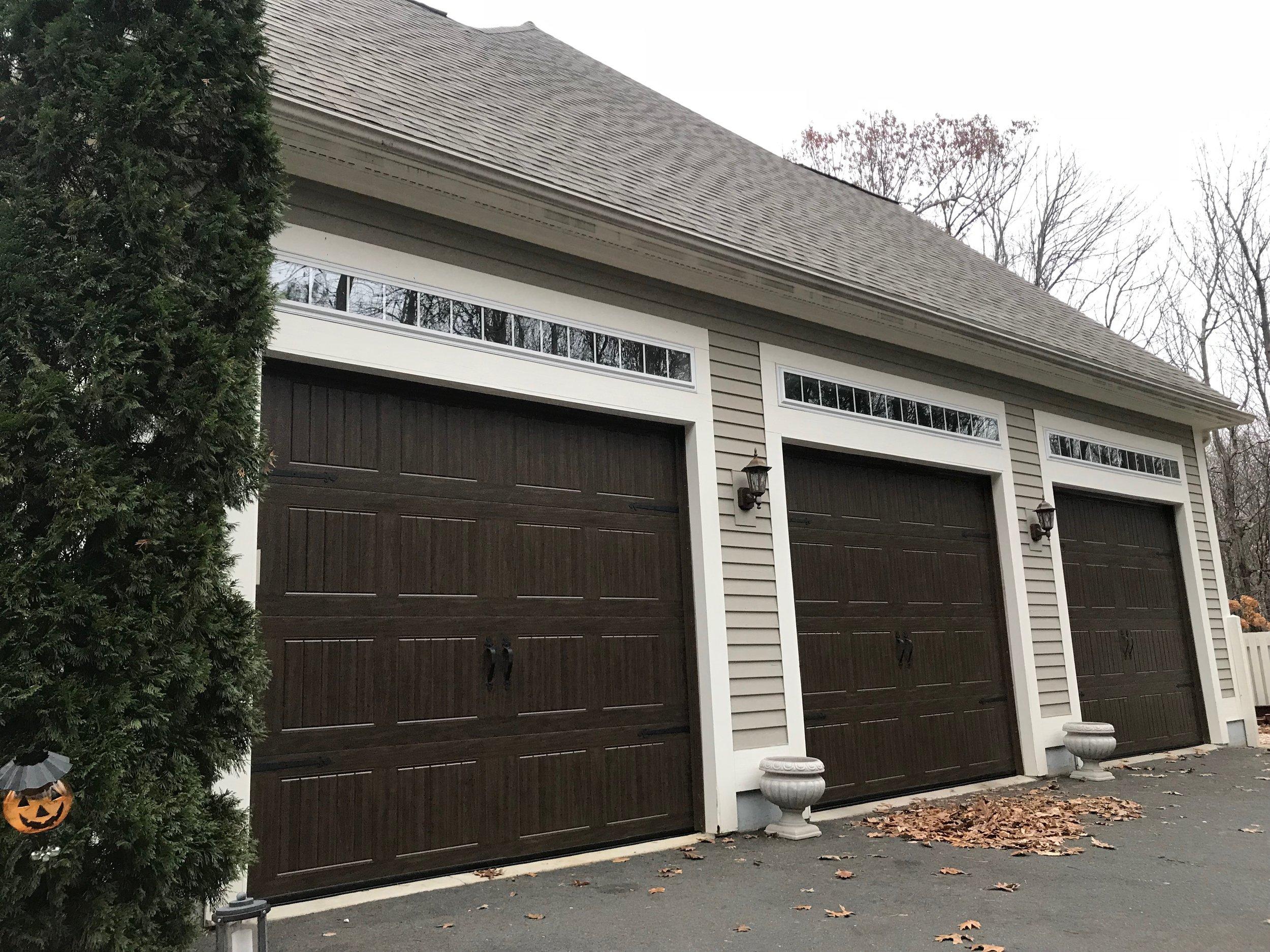 Three Door Garage - Granby