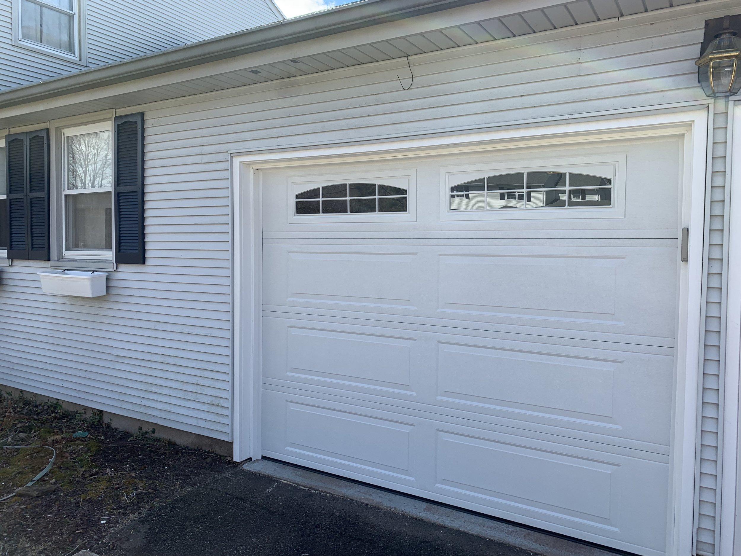 Winchester Garage Door