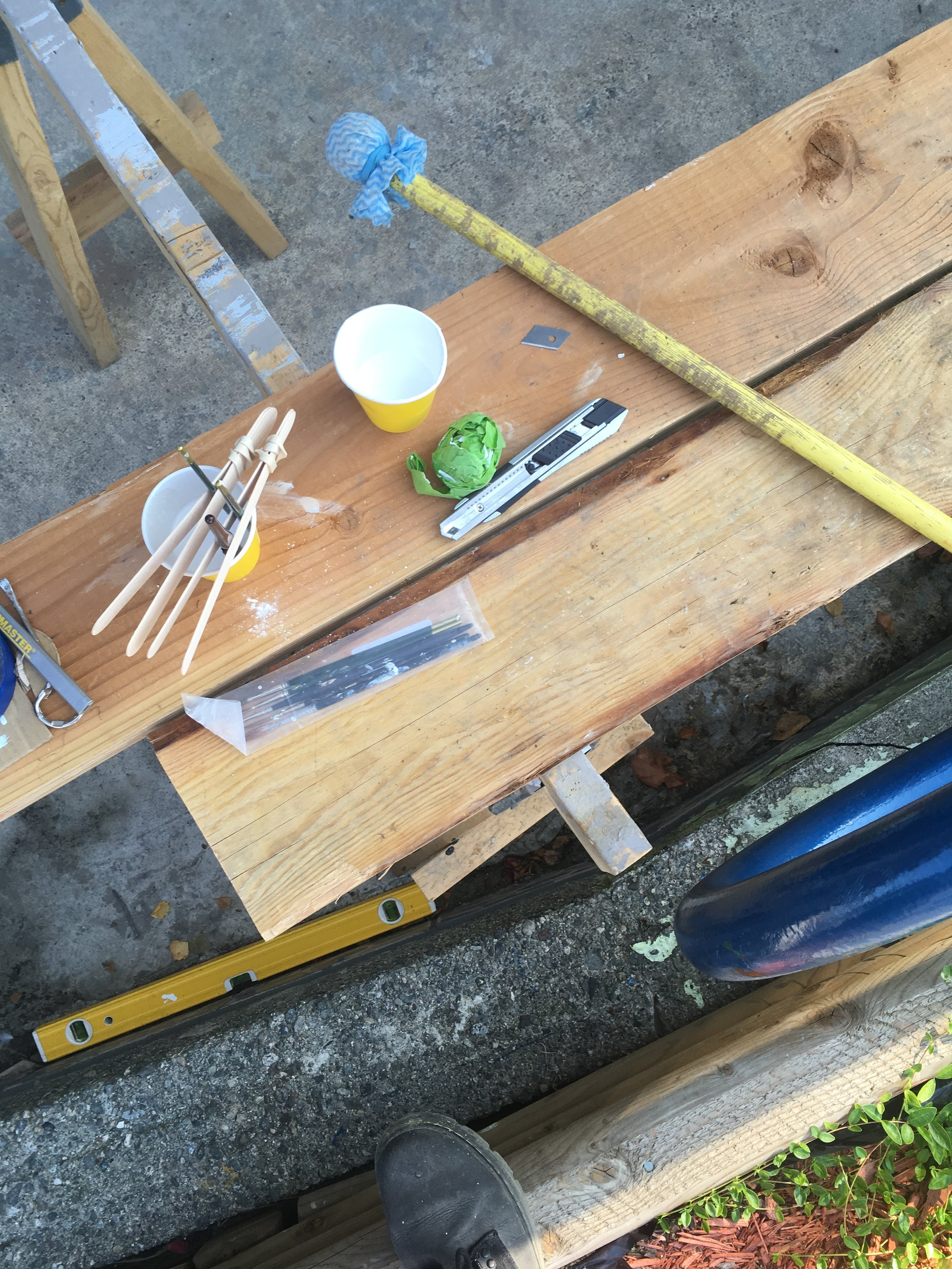 PAINTING SIGNS ON THE SUNSHINE COAST -