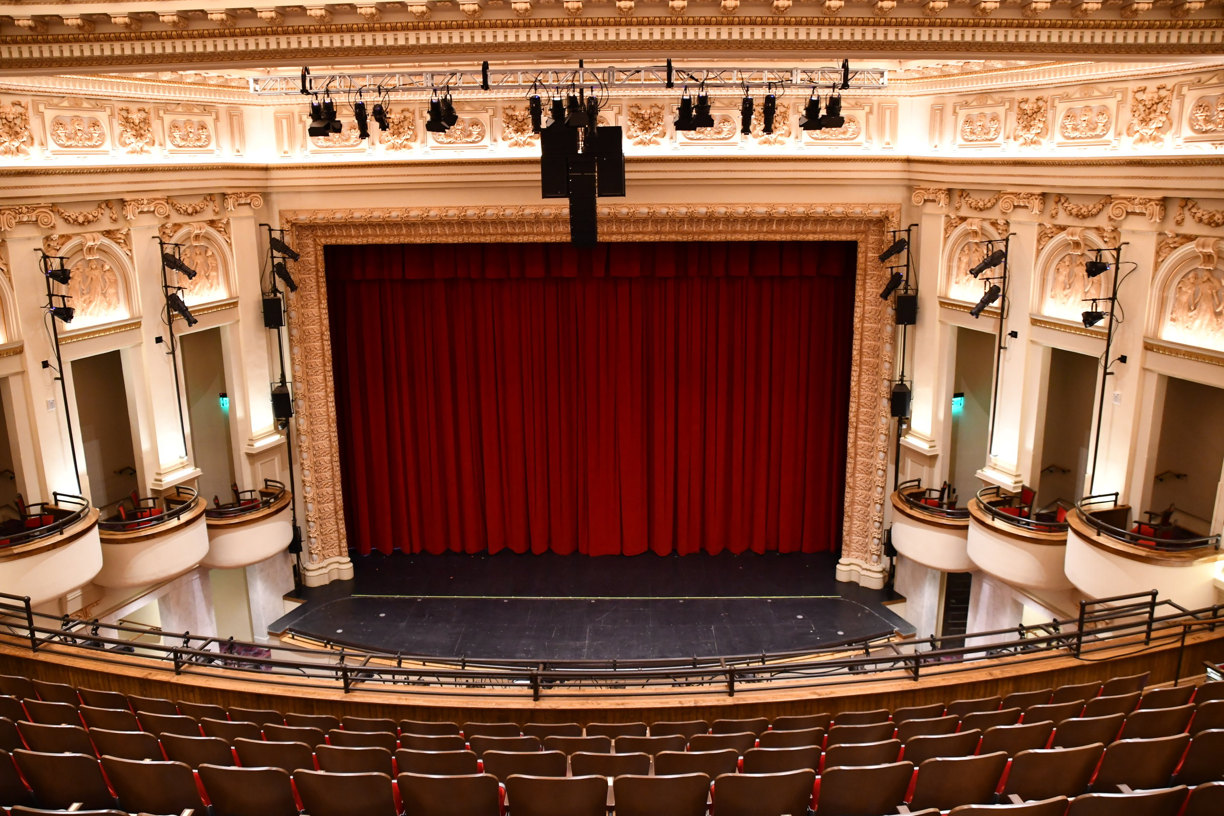 THE HISTORIC THEATRE -