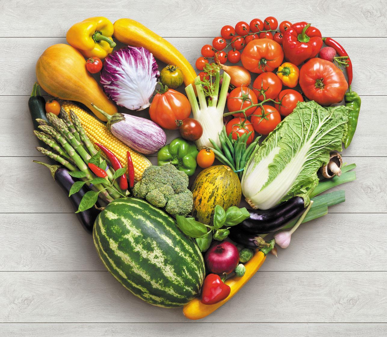 Basic Plant-Based Diet -