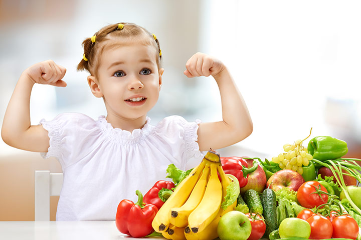 Nutrition for Kids -