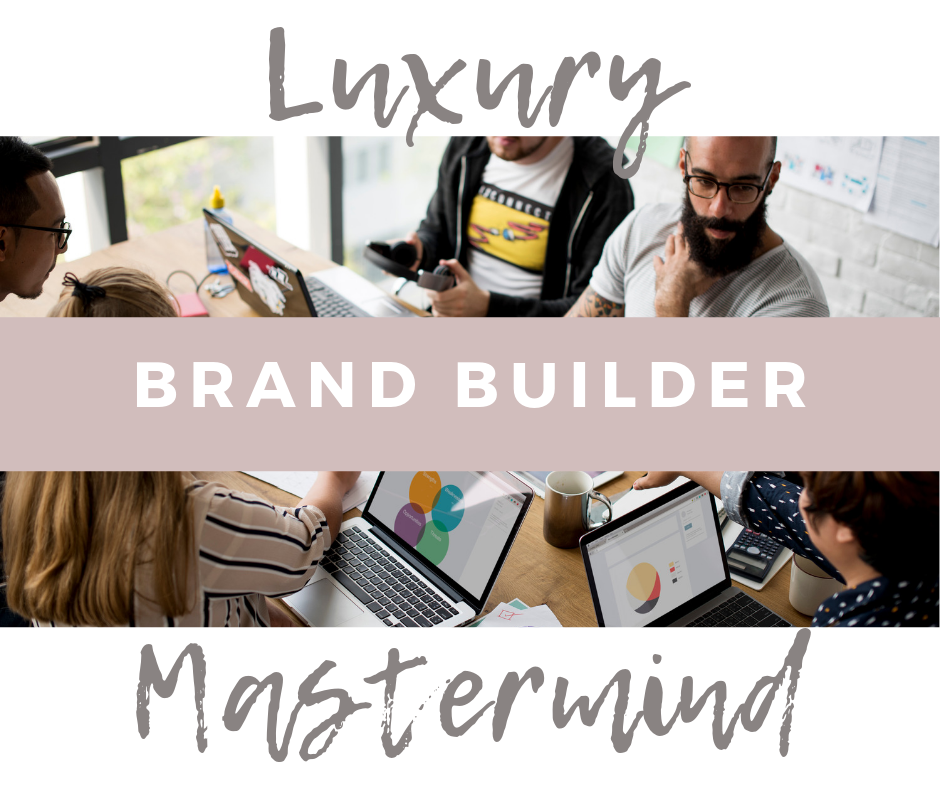 Luxury Brand Builder Mastermind - This is Patty's premiere offering. In this 12 month program Patty and her team will walk side by side with you as you build your business. You'll learn everything you need to know to brand yourself, create your first online product, market yourself, and so much more! If you're wanting to grow and scale your business, you NEED to be part of this. Act today as this program is limited to 20 people!