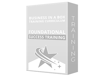 Business in a Box - Take away the stress of learning complicated software, writing sales copy, and creating your own marketing. With business in a box, you have marketing automation working for you 24 hours a day 365 days a year. Find out more here.