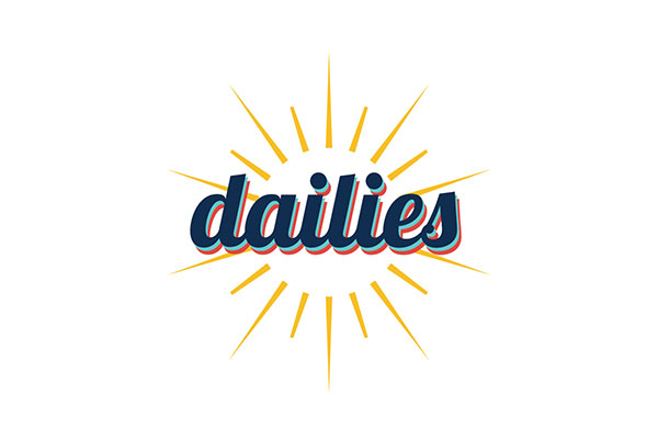 Dailies hand-makes delicious (and nutritious!) breakfast tacos every day right here in Austin, TX — the breakfast taco capital of the world. You can find our tacos at Summer Moon, Soup Peddler, and other fine Austin establishments.  Learn more