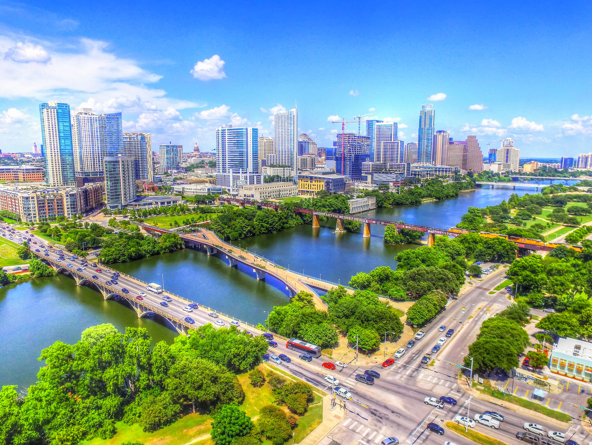 AUSTIN'S BUILT ON SMALL BUSINESSES