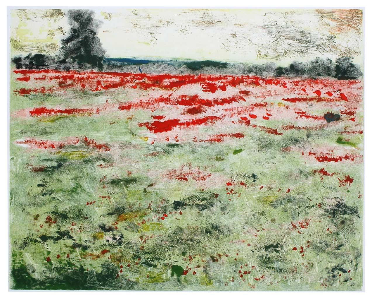 Scarlet Harvest
