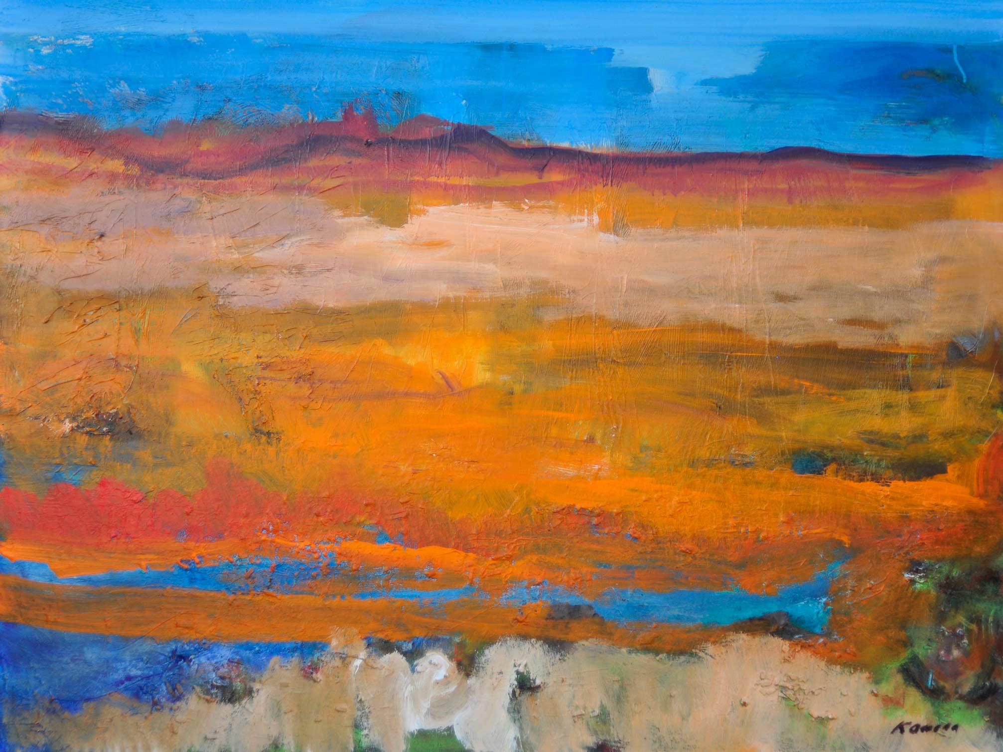 Mojave Oasis