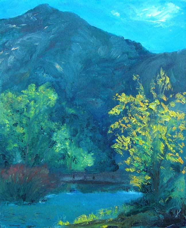 Malibu Canyon Creek