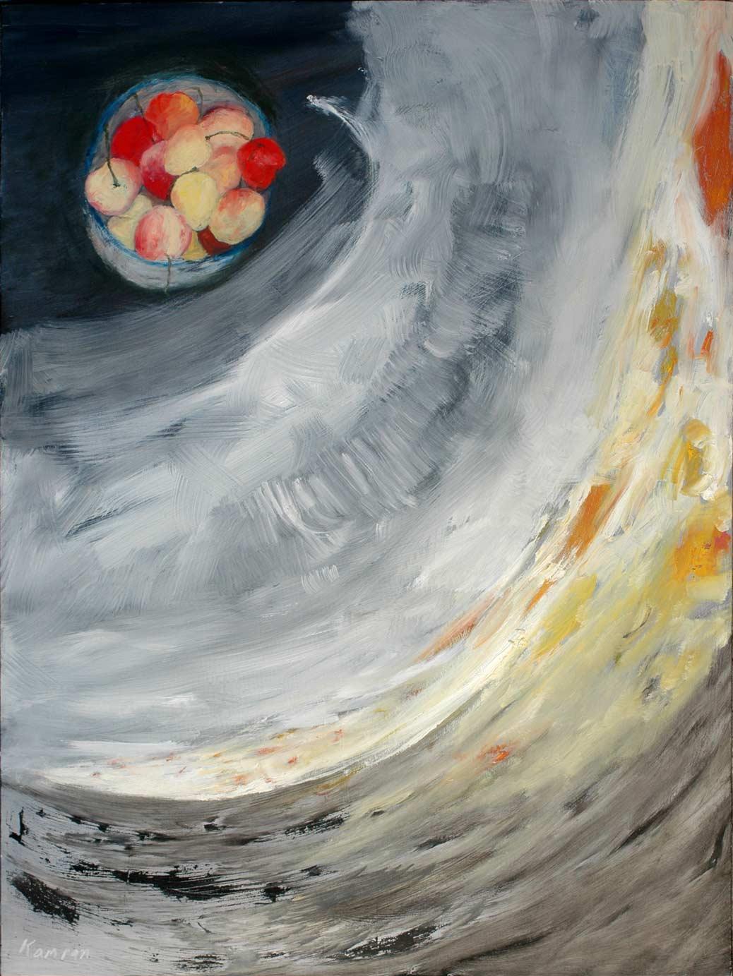 Eye of the Cyclone