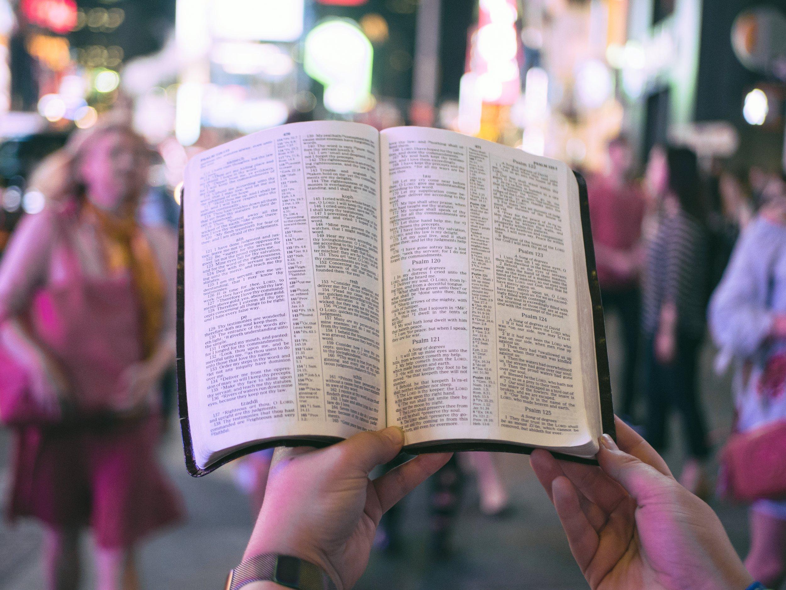 Evangelism & Outreach -