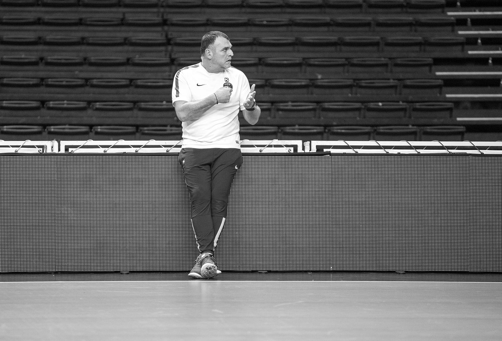 Philippe Gardent - PSG Handball - awa - asweare
