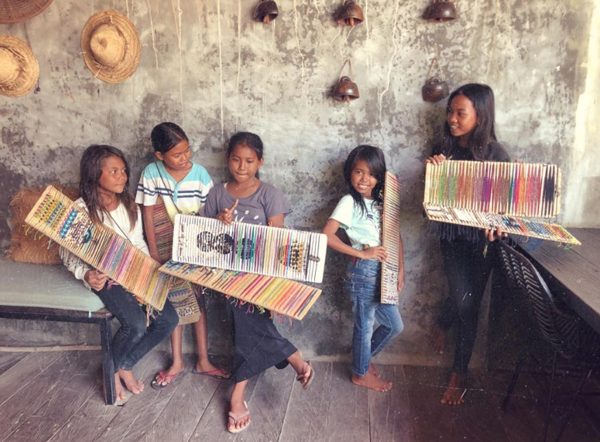THAT ONE HAPPY THING. - HELPING GIRLS STAY IN SCHOOL & DREAMS FOR SUCCESSLEARN MORE