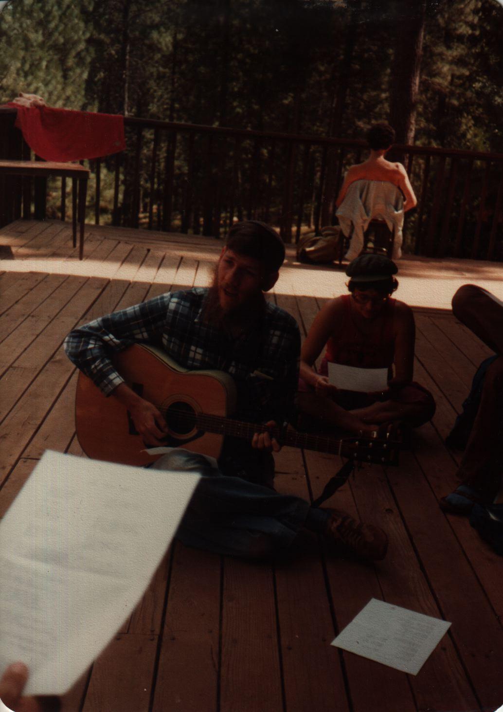 82 Joys  Daniel Lev teaching on porch copy.jpg