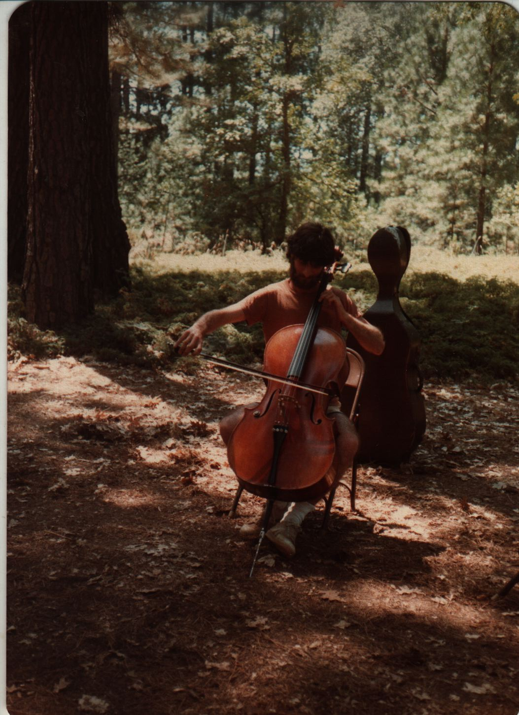 83 Joys  David Brin playing cello in woods copy.jpg