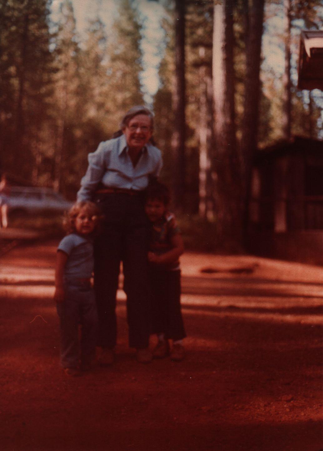 83 Joys  Juliet Lowenthal with grandson Elishama Goldfarb and his friend Shmuel Frankiel copy.jpg