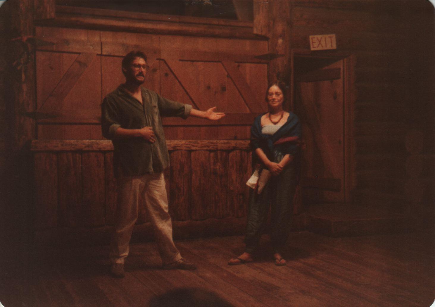 84 Joys  Avram Davis introducing Sara Shendelman during Saturday night Talent Show copy.jpg