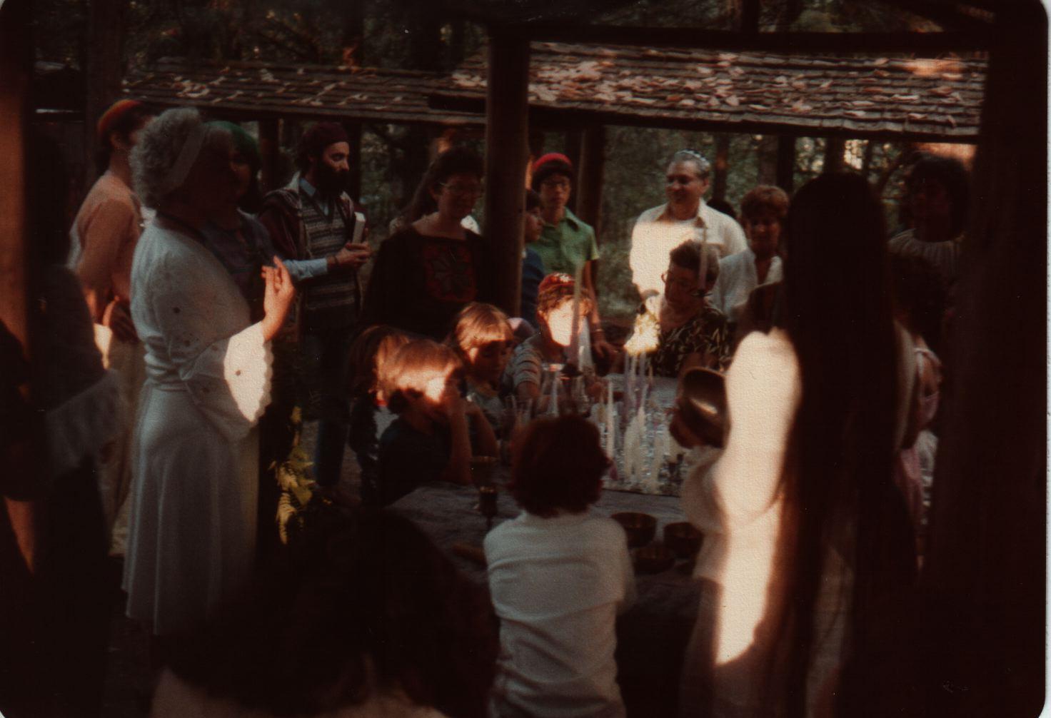 84 Joys  Circle for candlelighting, incl Miriam Jaobs, Avram Sand, Peter Tardos, Sara Shendelman, Yeshayah and Elishama Goldfarb copy.jpg