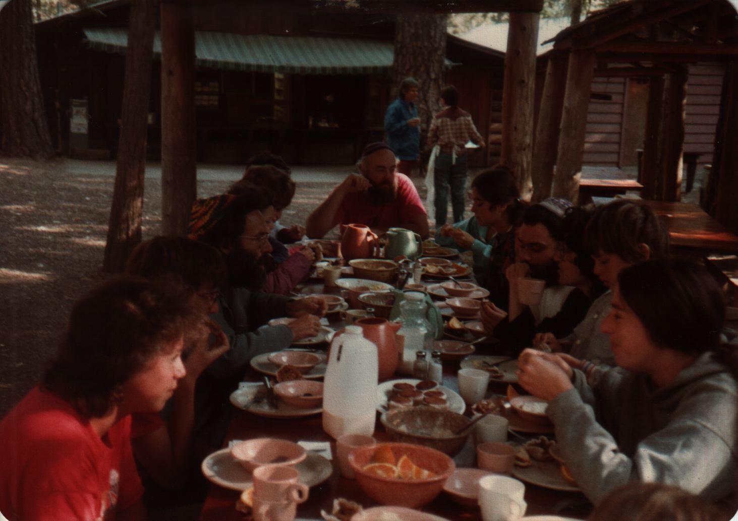 84 Joys  Mealtime, incl Maya Wallach,Yeshayah Goldfarb, Jeff Oboler, Sharon Alexander, Brian (Benyomin) Adilman, Keith Whithaker copy.jpg