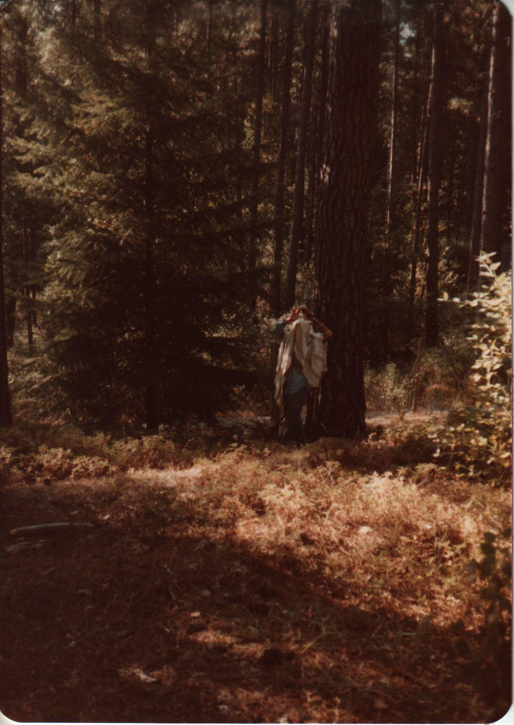 84 Joys  Reuven Goldfarb giving kohen blessing from beside tree copy.jpg