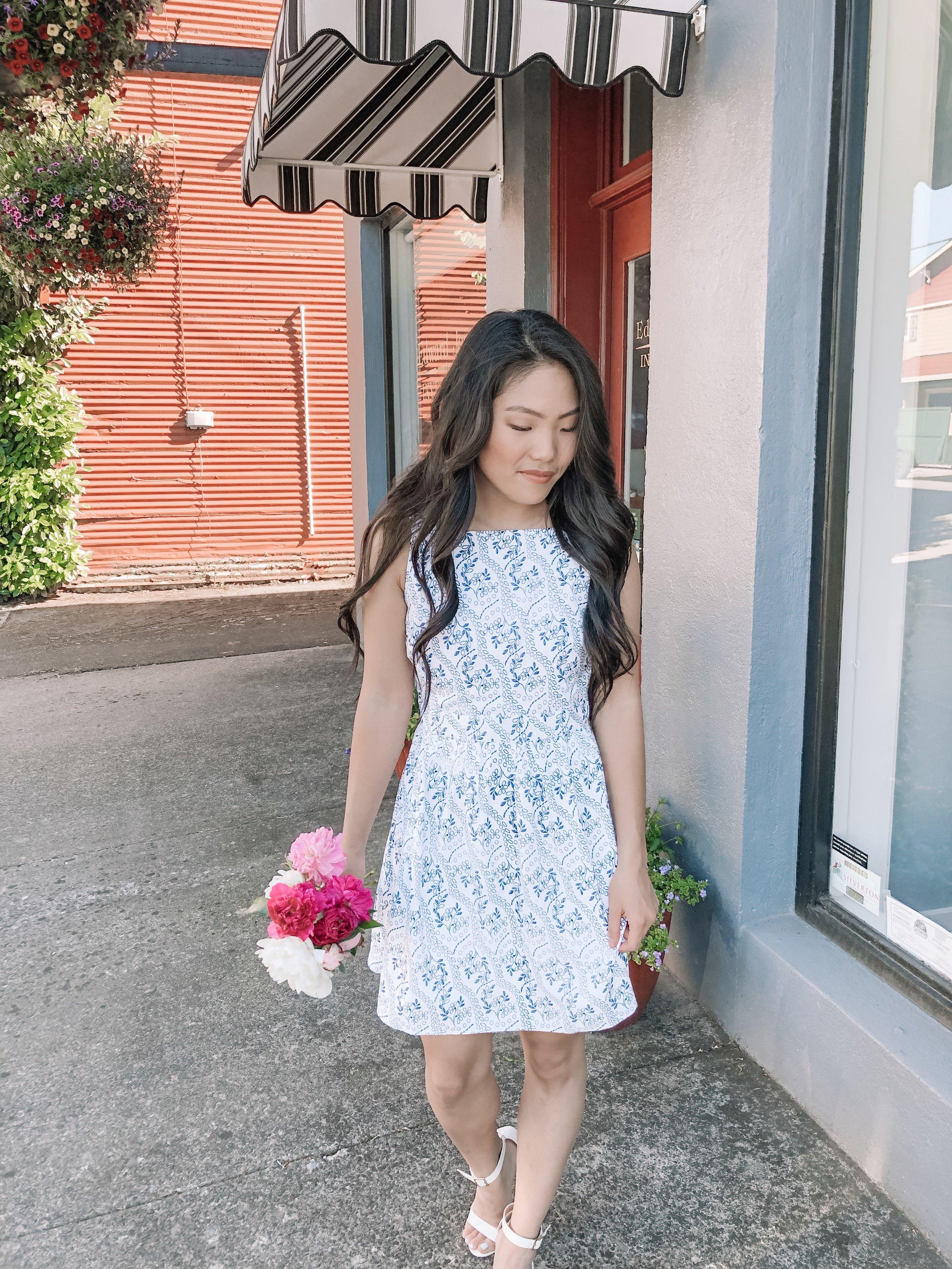 shop my favorite dress for summer!
