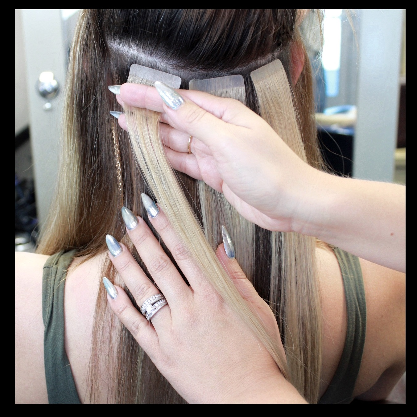 Tribeca Luxe hair extension