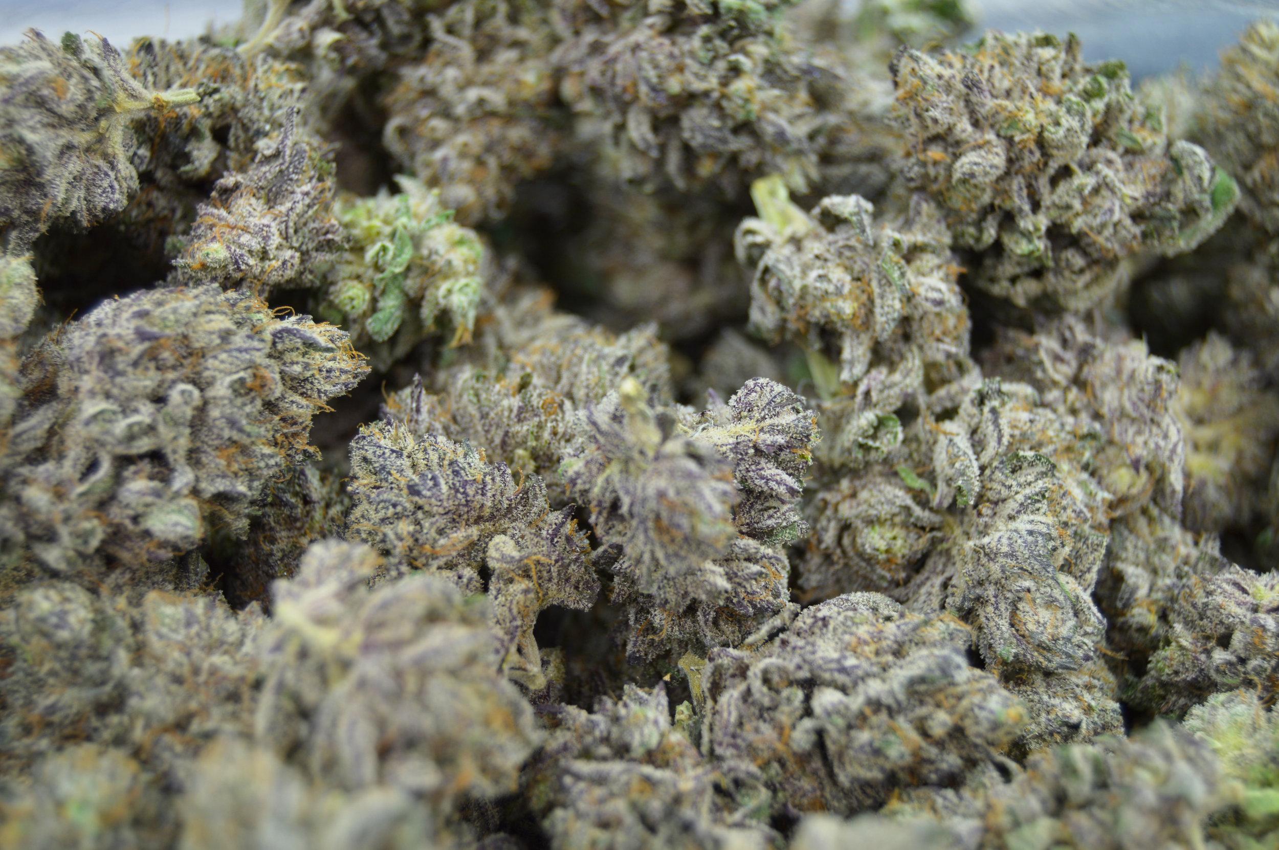 Katsu Kush - % THC %total Cannabanoids