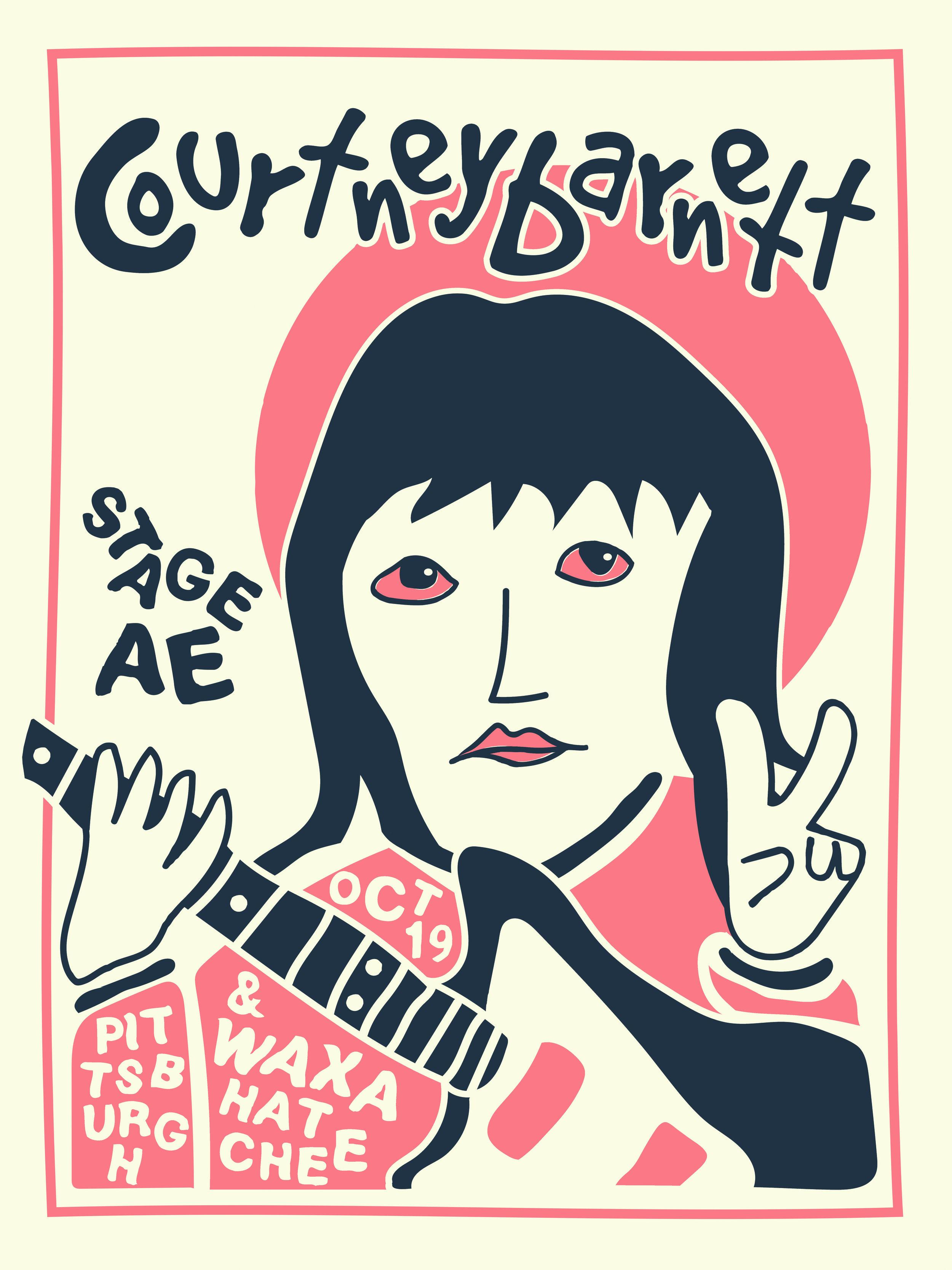 Courtney Barnett Poster 10.19.jpg