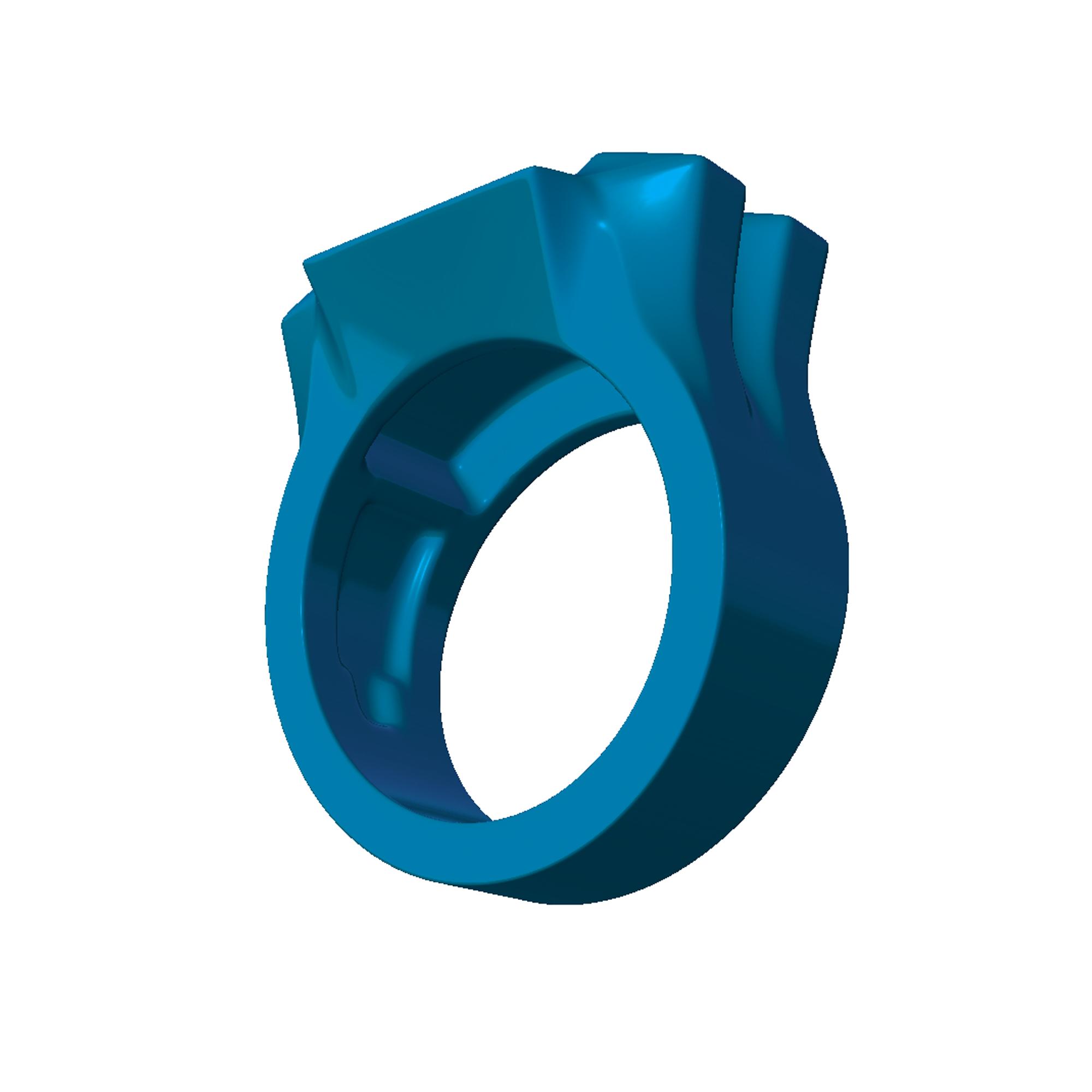 Anvil Ring Rendering
