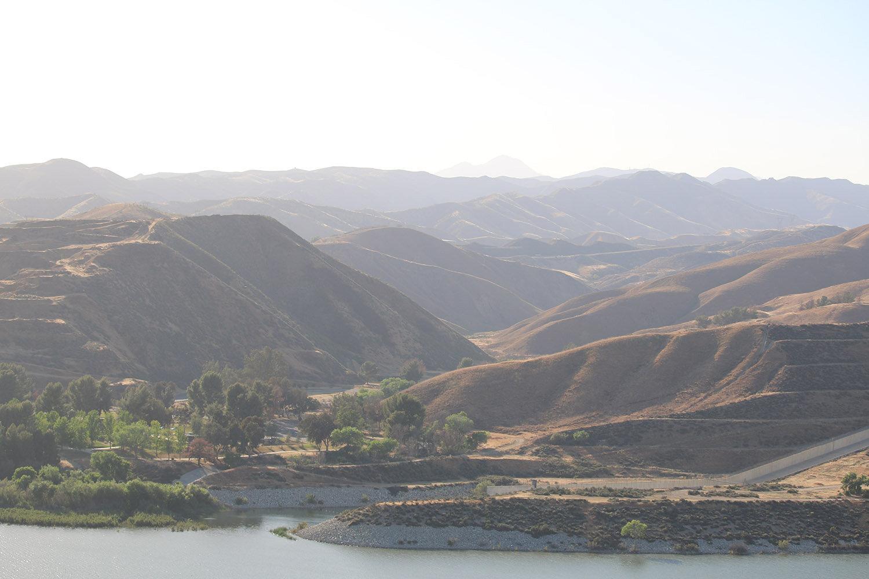 Harvest of Hope  production photo: Lake Castaic, CA.