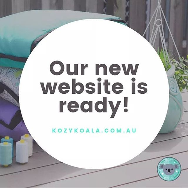 We are super excited to announce our new website is now live! Please check it out and share 🐨❤️ www.kozykoala.com.au