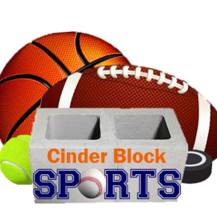 Cinder Block Sports  Saturdays 9-11am