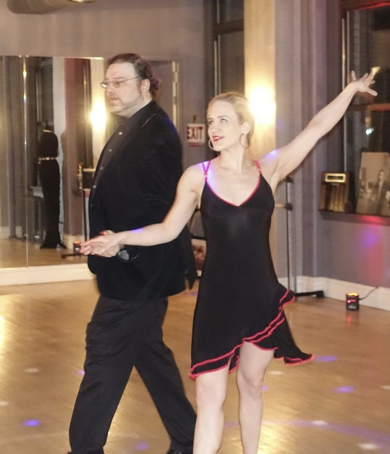 Latin Dance classes available for couples or singles!