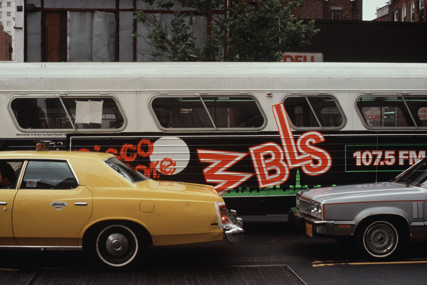 EAST 79th STREET (1988)  — East 79th Street was the southern boundary of my world. Disco was still hot. The Village Voice was still around.