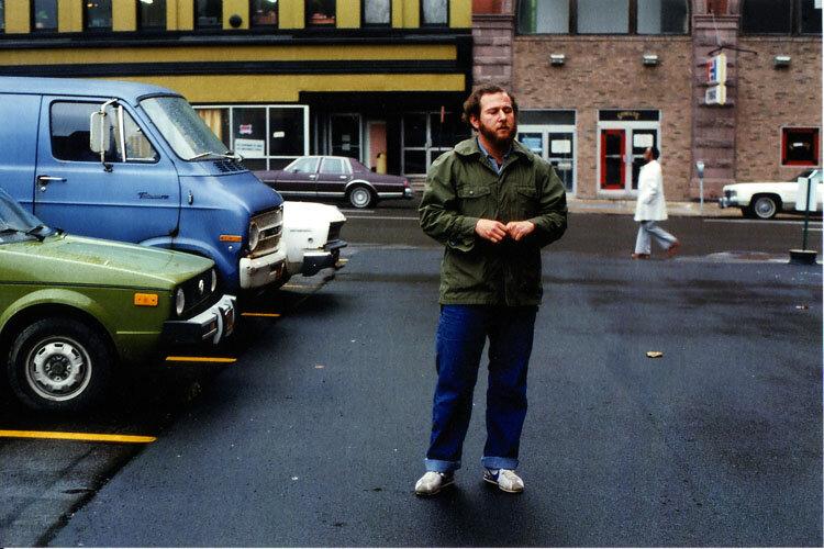 The late Peter Berg (1998)