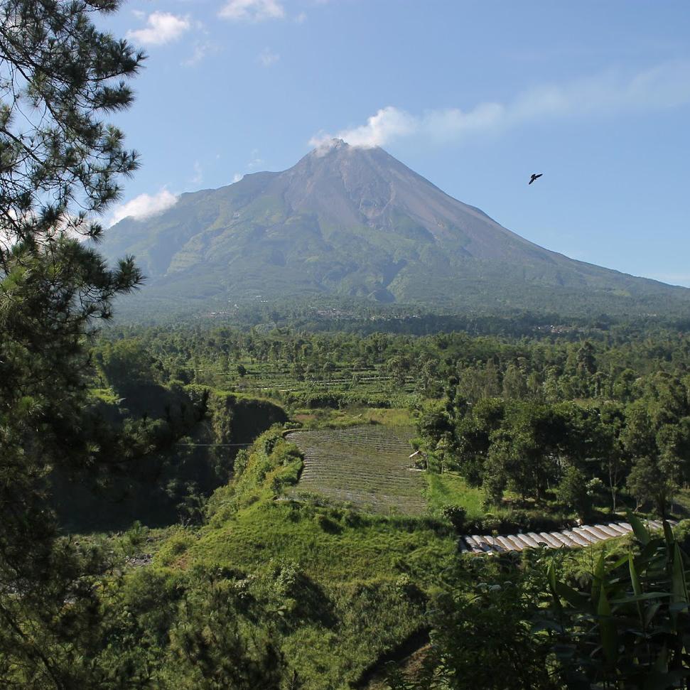 Tajam Mountain -