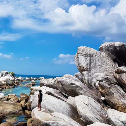 Punai Beach -