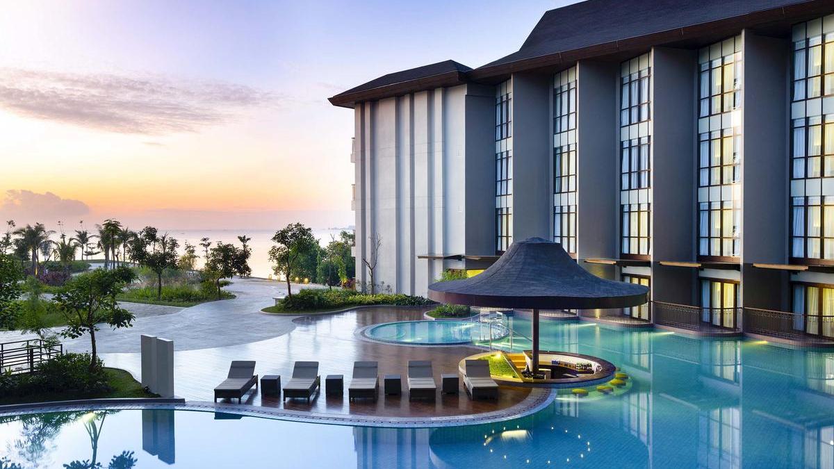 Hotel Fairfield by Marriott Belitung