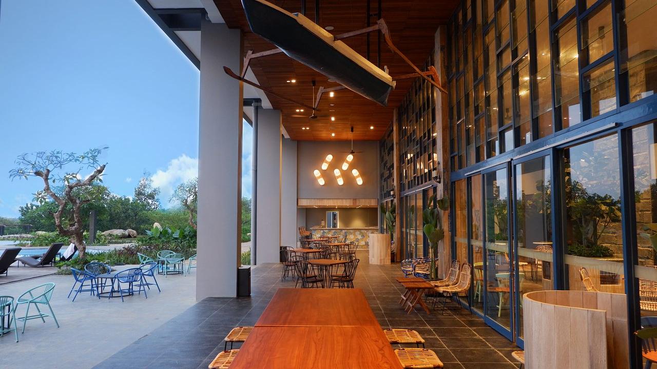 Hotel Swiss-Belresort Tanjung Binga Belitung