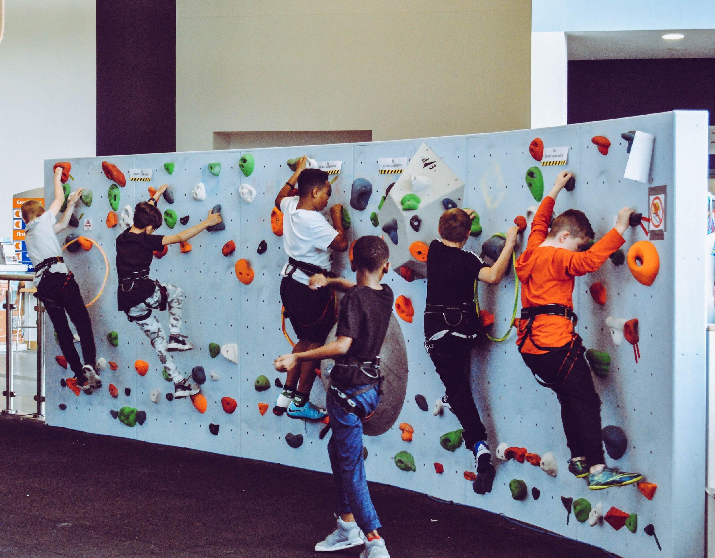 climbing hi (fa!) - After-School Program