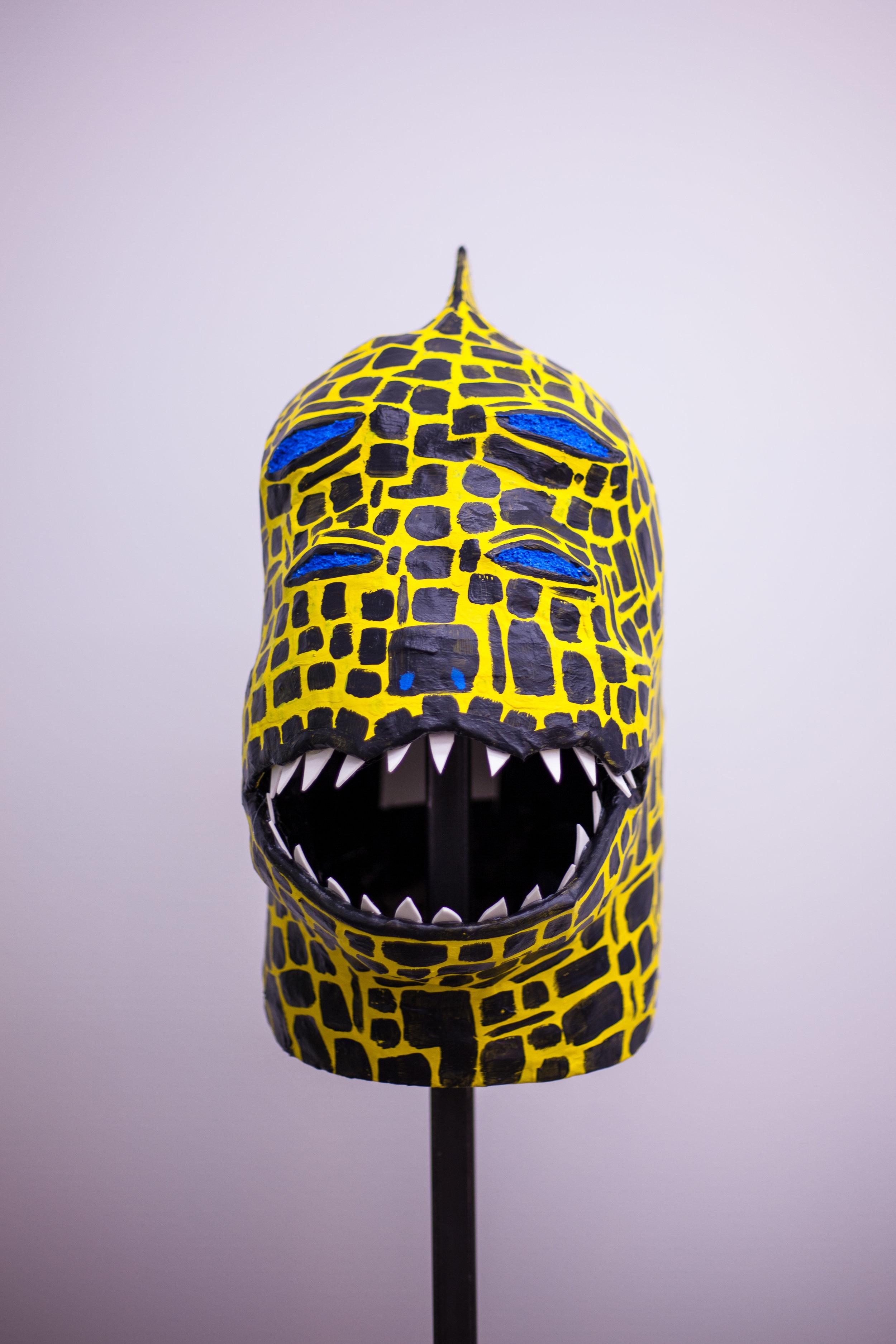 Fishstix Mask w/stand