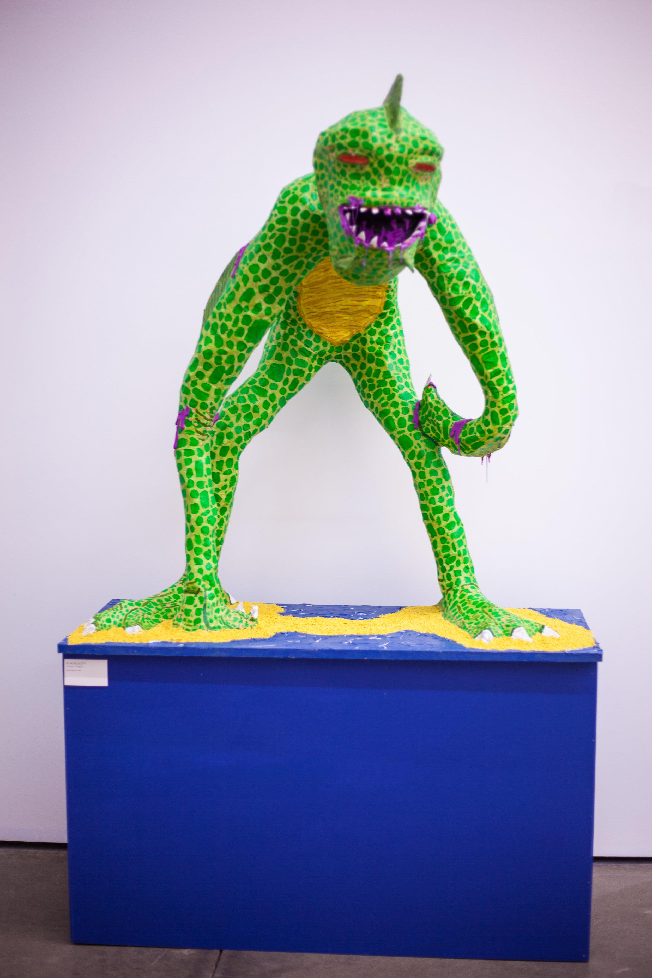Gil McGillicutty Sculpture