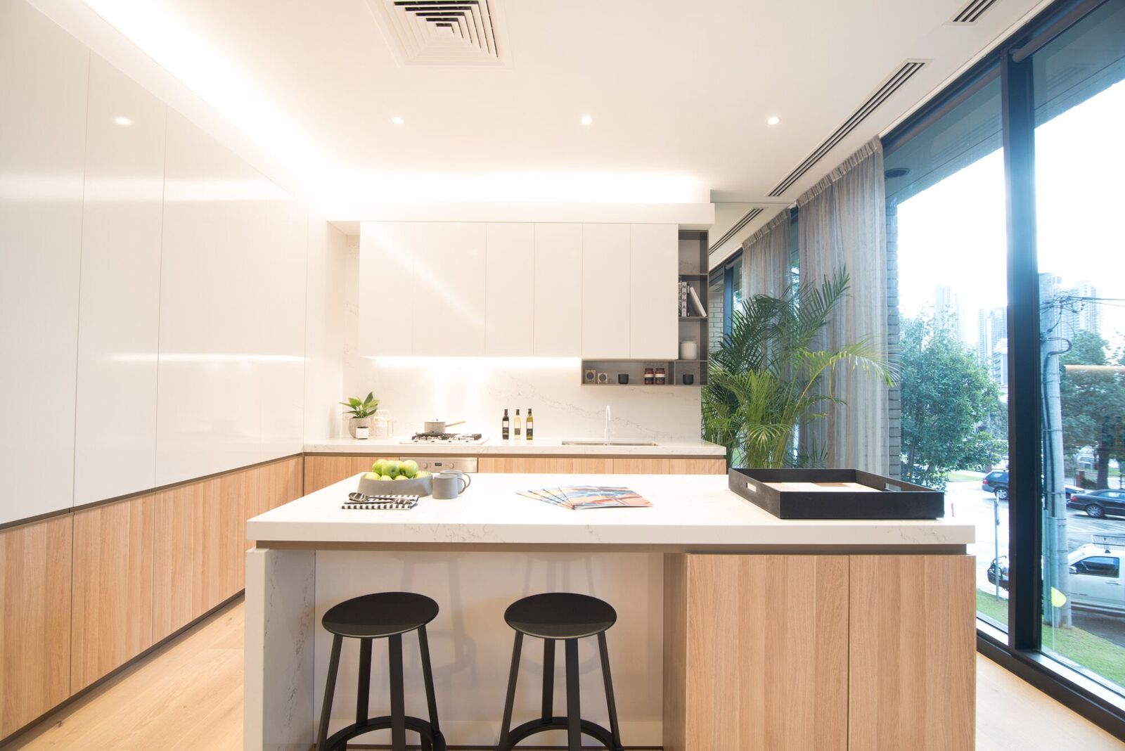 Evolve Property, Display Suite