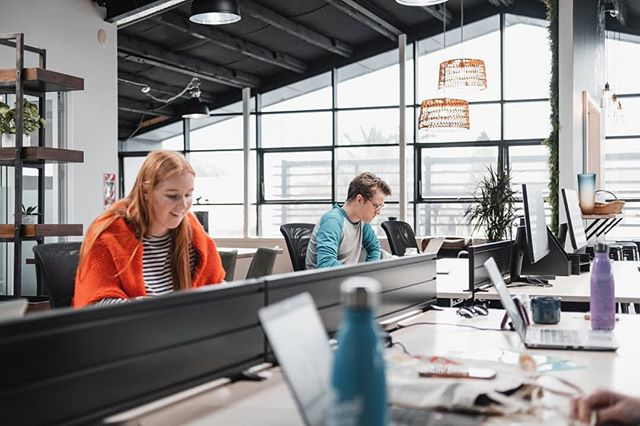 Humans thrive in co-working spaces. In fact, 9 in 10 co-workers say they're happier because of it. We'd say those numbers are just about right.  #coastlab #coworkingnz #sharedspacenz #liveformonday